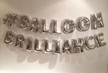 Balloon Letters