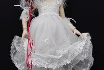Dolls / Inspirational ideas for dolls