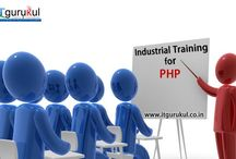 Industrial Training in PHP / We conduct industrial training in PHP programming in Ludhiana, India