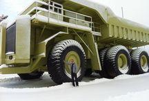 Trucks / Vrachtauto's en pick-up trucks