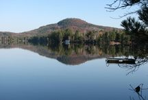 Chestertown NY lakefront  holiday house