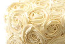 Swirled rose cakes
