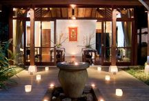 jamahal spa / traditional and serene, jamahal spa is a unique balance of relaxation, harmony and wellbeing to restore vitality to the mind, body and soul. using only the highest quality organic products from neneq™ such as oils, roots, flowers, salts and cacao, choose from classical javanese and balinese treatments, to polynesian hot stone, indian ayurveda, or peels, facials and body masks.