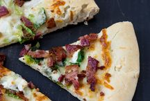 Pizza / pizza variations / by Maureen Goulet