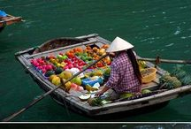 Food Travel - Asia / For those who like to discover local food while travelling in Asia