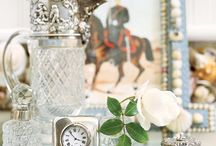 Glass and Silver Inspiration / Design Is Inspired By Everything