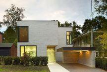 Domb Estate Garage Porch Idea