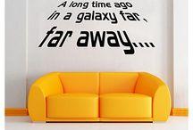 Starwars bedroom