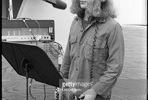 Lou Gramm - in the recording studio....