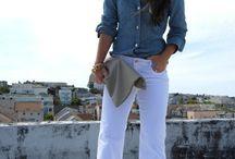 calca branca