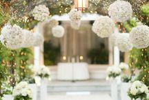 ideias para decoracao de casamentosFlora