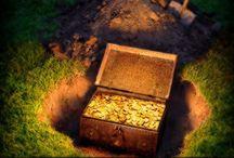 El Tesoro escondido y la Perla de gran valor / http://pasionporlapalabra.com/tesoro-escondido-la-perla-gran-valor/