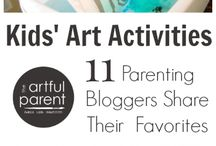 Art and craft with kids
