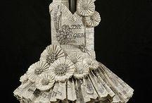 Vestido Reciclaje