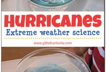 natural disaster experiments