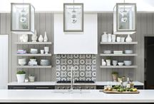 Stylish Kitchen Countertop Inspiration / Stylish Kitchen Countertops