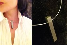 Our Designs - Jewelry / Vintage/abandoned materials upcycled into one-of-a-kind jewelry pieces by Stephanie Reppas.