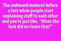 Funny Nursing School Problems