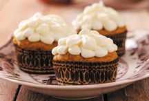 Food. All Pumpkin Recipes / Do you like pumpkin flavor yummies! / by Enza Ketcham