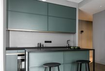 Kitchens for apartments