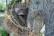 Puu askartelut