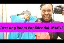 Plus Size YouTube Videos & Vlogs / Plus Size Princess Curvy Conversations, Plus Size Fitness, Vlogs, Plus Size Fashion Lookbooks & More!