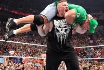 WWE :) / by Missy Crites