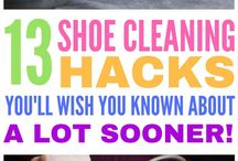 Wardrobe and shoe hacks