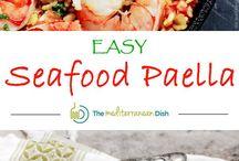 Seafood / Recipes, etc