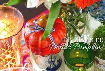 Autumn Crafts & Recipes