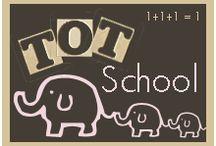 Tot school / by Nicole Henderson
