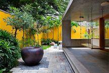 Garden Small Courtyards