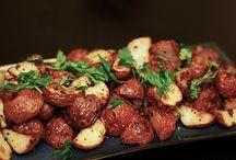 CSA recipes - potatoes