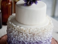 Lavander, purple and violet wedding inspirations