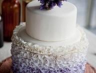 Lavander, purple and violet wedding inspirations