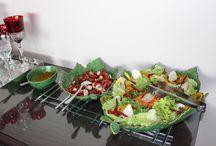 Receitas ♥ Saladas / Que tal uma receita fácil e prática de salada para completar o menu e receber os amigos em casa?! Por aqui você encontra várias sugestões!