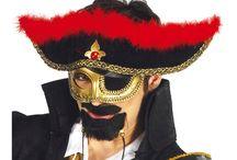 Máscaras y Antifaces / ¿Necesitas comprar antifaces o máscaras para completar tu disfraz? Disfraces Jarana reúne en este apartado una amplia gama de antifaces y máscaras. / by Disfraces Jarana