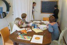 Uno, due, tre Italian classes for children