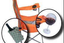 Camping & Picnic Gear for the Wine Lover / Leisure time is better with wine.