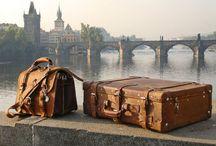 travel the world in my dreams / by Cindy Santonas