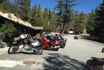 Motorcycle Riding and Touring / Motorcycle riding and touring