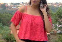 LOOKS PAULA BELTRÃO / Meus looks para o blog Paula Beltrão