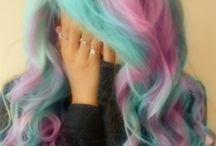 Cool hair!