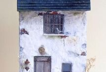 fachadas envejesidas patinas