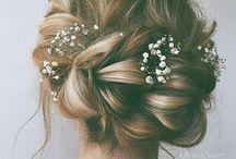 Kayla's Wedding - Hair Styles