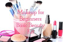 Ideas for make up beginners