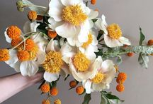 • flower arrangements