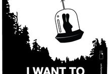 I want To Believe Stickers Pack