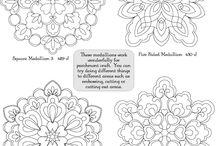 mønster (pattern)