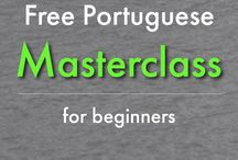 European Portuguese video lessons for beginners / European Portuguese video lessons for beginners